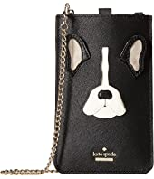 Kate Spade New York - Antoine Phone Sleeve Crossbody Phone Case for iPhone