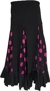 972d7c614 Amazon.es: falda de flamenca niña
