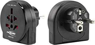"""ANSMANN Travel Adapter """"World to Europe"""" 