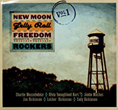 New Moon Jelly Roll Freedom Rockers 1 (Various Artists)