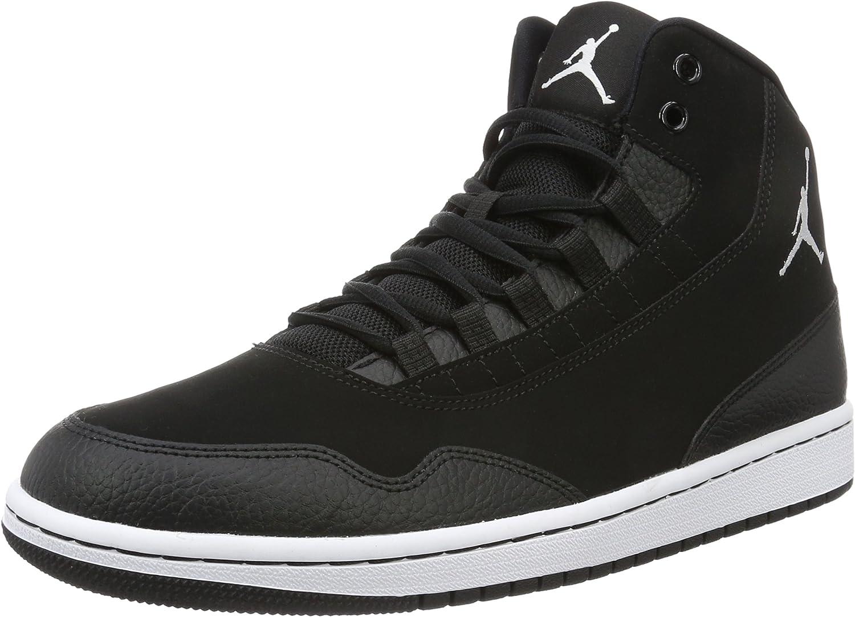 Nike pojkar' FRAMTID65533;, FRAMTID65533;, FRAMTID65533;, 65533; Jordan Executive Basketball skor svart vit, 5 UK  Alla varor är specialerbjudanden