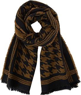 Antony Morato MMSC00342-AF040001-9000 Bufanda de moda, Negro, Talla única para Hombre