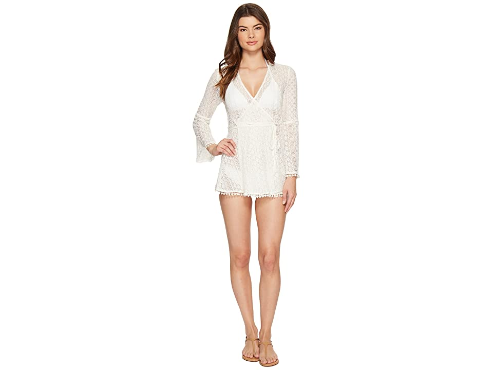 L*Space Aura Cover-Up (Ivory) Women