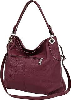 8fb7e42897 AMBRA Moda Sac à main femme Sac à bandoulière sac à bandoulière sac  fourre-tout