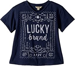 Lucky Brand Kids - Casey Tee (Little Kids)