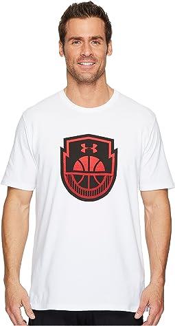 Under Armour Basketball Icon Short Sleeve Tee