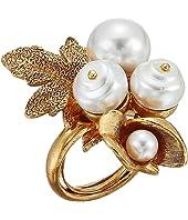 Oscar de la Renta - Baroque Pearl Ring