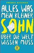Alles, was mein kleiner Sohn über die Welt wissen muss (German Edition)