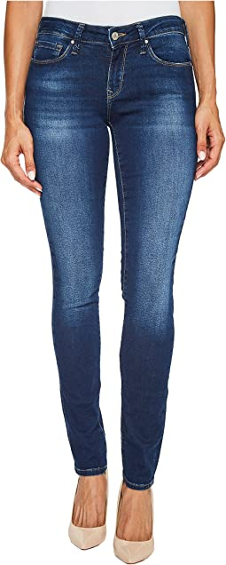 Alexa Mid-Rise Skinny in Dark Brushed Shanti