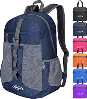G4Free Lightweight Packable Backpack Multipurpose Casual Backpack 25L Hiking Daypack For Sport Travel