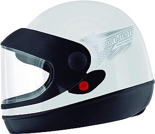 Pro Tork Capacete Sport Moto 56 Branco