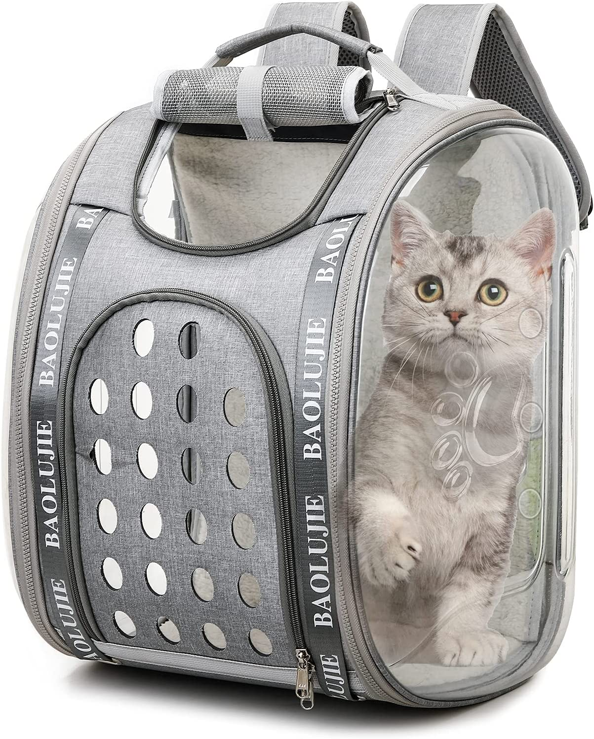 BOWINR Cat Carrier Backpacks Austin Mall Backpack Opening large release sale Capacity Carrie Large