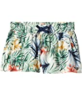 Roxy Kids - Enchanted Melody Printed Shorts (Big Kids)