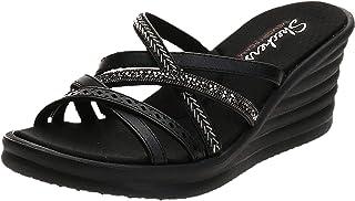 Skechers Cali Women's Rumbler Wave-New Lassie Slide Sandal