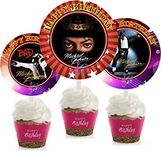 Best michael jackson birthday party supplies Reviews