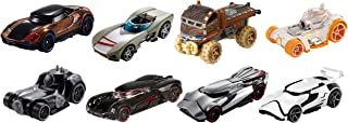 Hot Wheels Star Wars Character Cars (8 Pack)