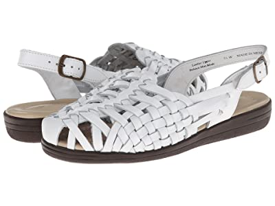 Comfortiva Tobago Soft Spots (White) Women