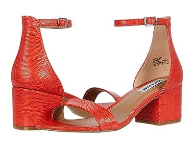 Steve Madden Irenee Sandal (Coral Lizard) Women
