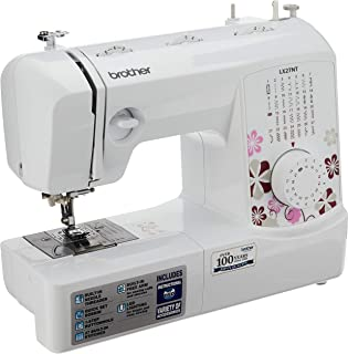 Brother Sewing Machine, White, LX27NT-3PIN