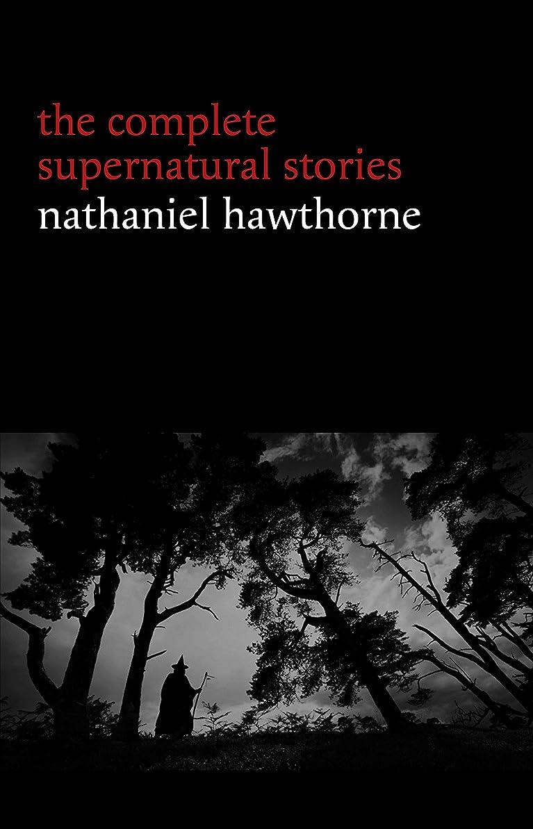 主流偽行進Nathaniel Hawthorne: The Complete Supernatural Stories (40+ tales of horror and mystery: The Minister's Black Veil, Dr. Heidegger's Experiment, Rappaccini's ... (Halloween Stories) (English Edition)
