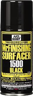 Mr. Finishing Surfacer 1500 Black 170ml Spray