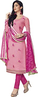 PINK CASUAL STRAIGHT CUT STYLE SUIT