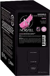 Norvell Premium Sunless Tanning Solution - Dark, Gallon/128 fl.oz.