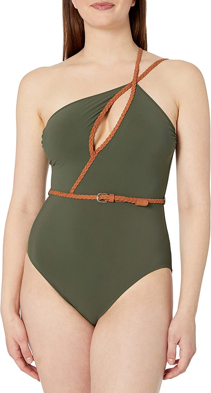 Gottex Women's Shoulder One Piece Swimsuit