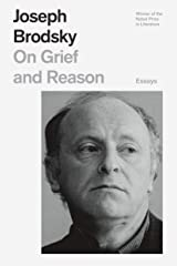 On Grief and Reason: Essays Capa comum