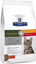 Hill`s Alimento Dietético para Gato Metabolic Plus Urinary Stress - 4 kg