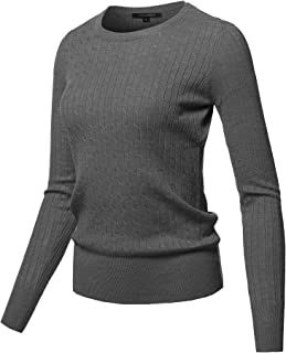 Best women's roundneck sweater Reviews
