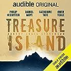 Cover image of Treasure Island: An Audible Original Drama by Robert Louis Stevenson & Marty Ross - adaptation