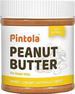 Pintola All Natural Honey Peanut Butter (Creamy) (350g)