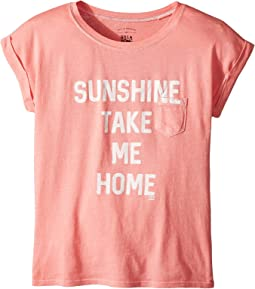 Billabong Kids Take Me Home Tee (Little Kids/Big Kids)