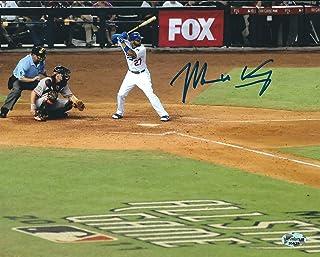Autographed Matt Kemp 8x10 Los Angeles Dodgers Photo