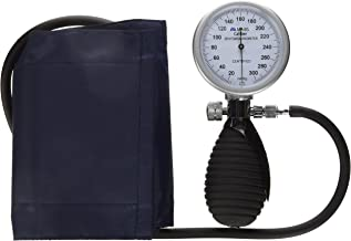 Mabis Caliber Series Palm Aneroid Adult Sphygmomanometer