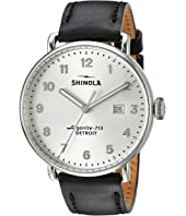 Shinola Detroit - The Canfield 43mm - S20089881