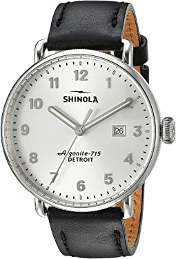 Shinola Detroit The Canfield 43mm - S20089881