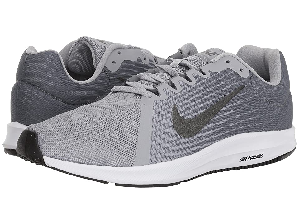 Nike Downshifter 8 (Wolf Grey/Metallic Dark Grey/Cool Grey/Black) Men