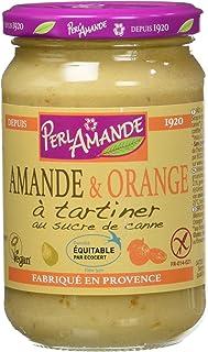 Perl'Amande Tartinade Orange Bio 300 g - Lot de 2
