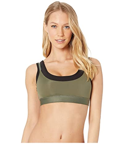 FP Movement Two Become One Sports Bra (Army) Women