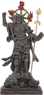 【東寺監修 公認】広目天(こうもくてん) ミニチュア仏像【空海 立体曼荼羅21体 真言宗開宗1200年記念】
