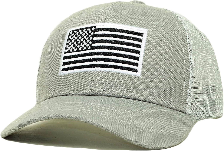 Bingoo USA Flag Embroidery New York Mall Mesh Hat I Adjustable wholesale American Summer