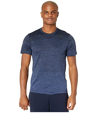adidas Gradient Tee (Tech Indigo Melange) Men