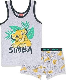 Rio Lion King Singlet & Trunk Set