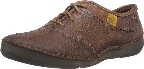 Josef Seibel Fallon - zapatos con Cordones de Piel mujer