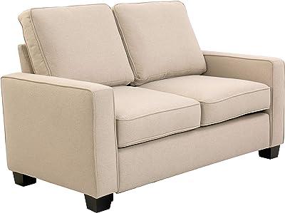 Amazon.com: Modular Sectional Sofas Linen Fabric ...