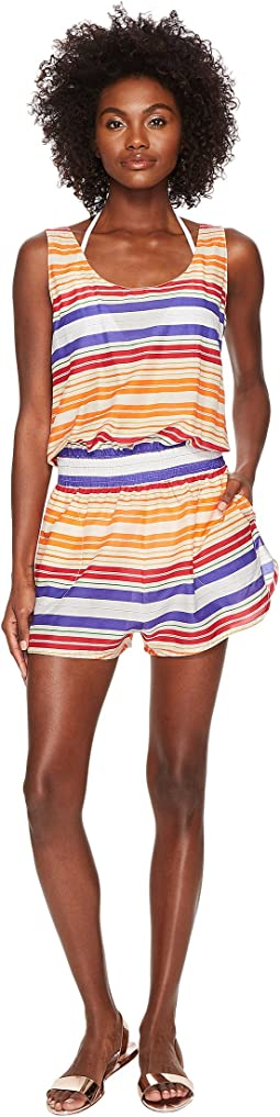 Stella McCartney Stripe All-In-One