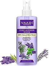 Vaadi Herbals Pvt Ltd Lavender Water -100% Natural & Pure Skin Toner, 250 ml