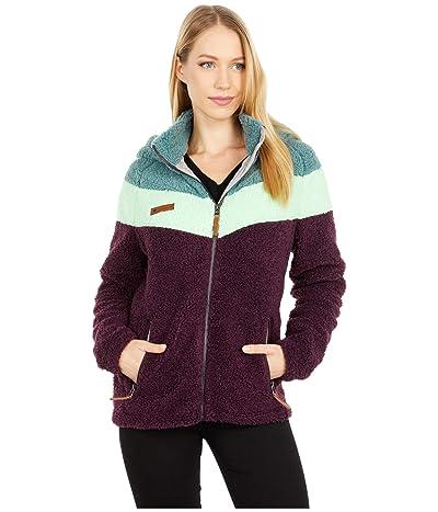 Obermeyer Kai Sherpa Jacket (Vintage Vine) Women
